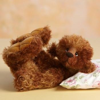 Teddybären selber nähen - monika-schleich.de
